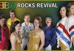 ABBA ROCKS revival