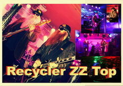 Recycler ZZ TOP