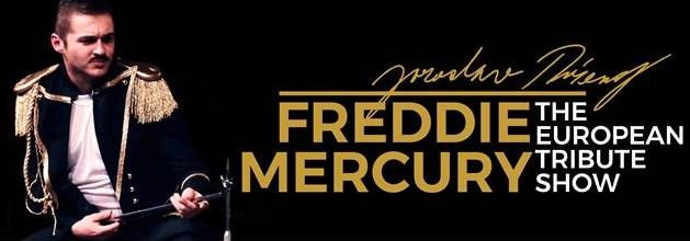 FREDDIE MERCURY THE EUROPEAN TRIBUTE SHOW