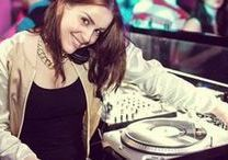 DJ Battle lady